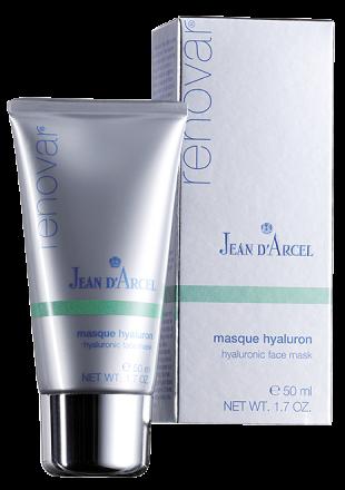 Jean D´Arcel - Renovar - Masque hyaluron - hydratačná gélová maska s hyaluronom