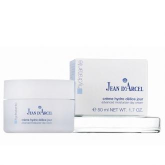 Jean D'Arcel - Hydratante - Crème Hydro Délice Jour - denný hydratačný krém s kyselinou hyalurónovou