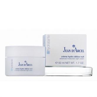 Jean D'Arcel - Hydratante - Crème Hydro Délice Nuit - nočný hydratačný krém