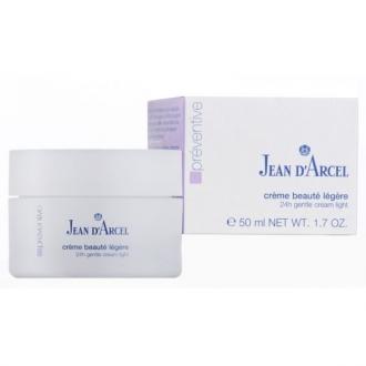 Jean D'Arcel - Préventive - Créme beauté légére - 24 h ľahký gélový krém s aloe vera
