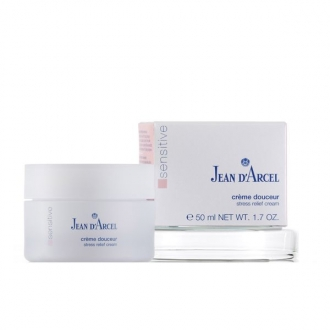Jean D' Arcel - Sensitive - Crème Douceur - 24h hydratačný krém pre citlivú pleť