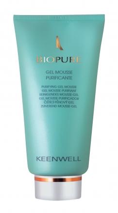 Keenwell BIOPURE Purifying Gel Mousse - čistiaci penový gél