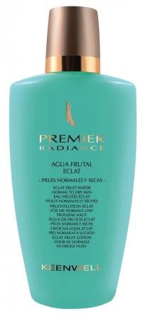 Keenwell PREMIER BASIC Eclat Fruit Water - pleťové tonikum bez alkoholu pre normálnu až suchú pleť