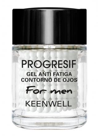 Keenwell PROGRESIF For men Anti-fatiga - pánsky osviežujúci gél na oči