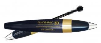 Keenwell Riasenka PANORAMIC 3D