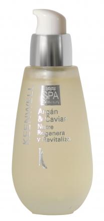 Keenwell SPA OF BEAUTY Argán & Caviar - arganový a kaviárový olej