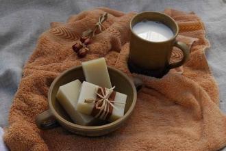 LA CHÉVRE - prírodné olivové mydlo s kozím mliekom