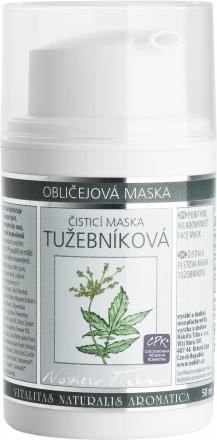 Nobilis Tilia - Čistiaca maska túžobníková - pre mastnú, aknóznu pleť