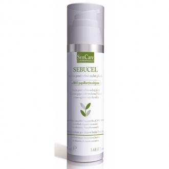 SynCare - Sebucel - Bio krém pre suchú a citlivú pleť